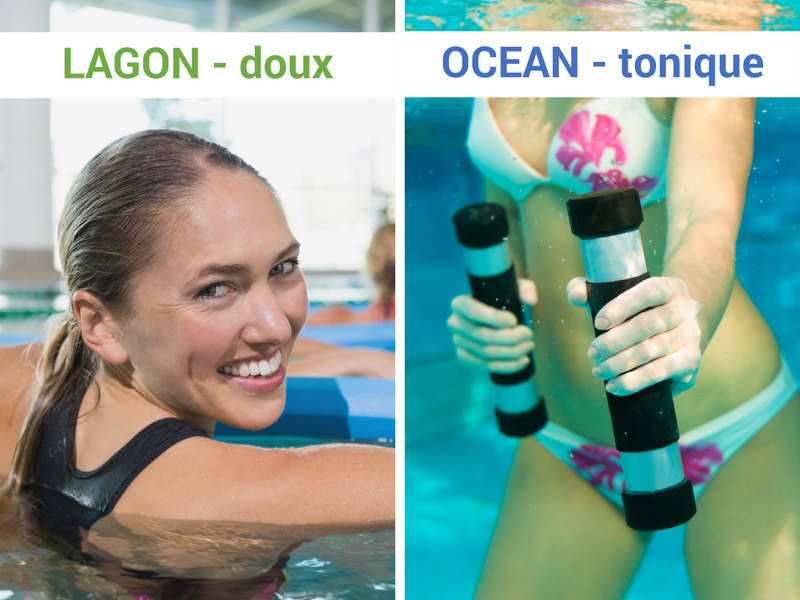 nageuse aquatraining - club aquagym