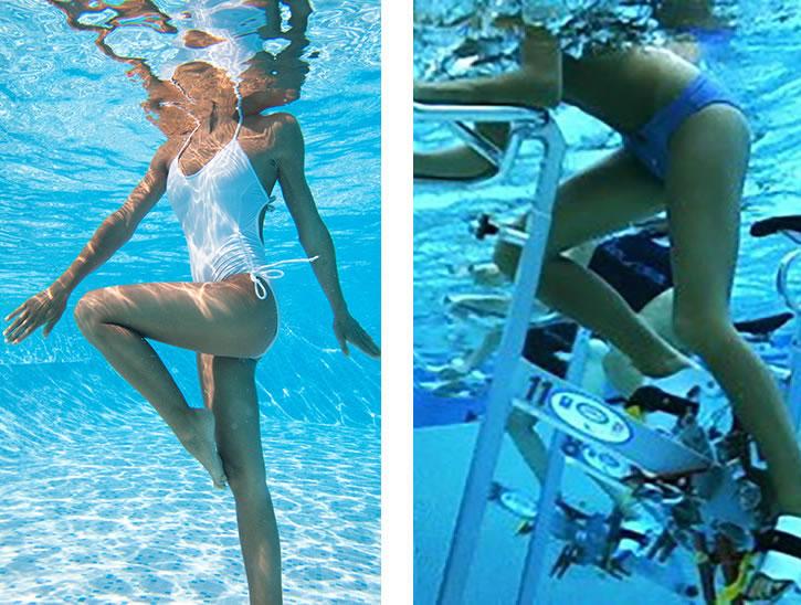 aqua gym club - cours aquagym - fitness aquatique