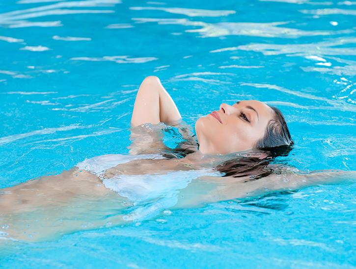 nageause dos - club natation adulte - aqua gym club