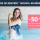 offre spéciale abonnements aquagym aquabike