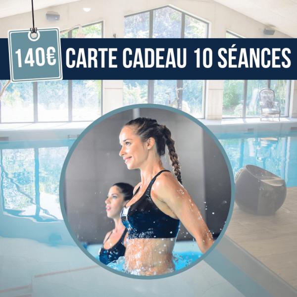Aquapassion carte cadeau 140€