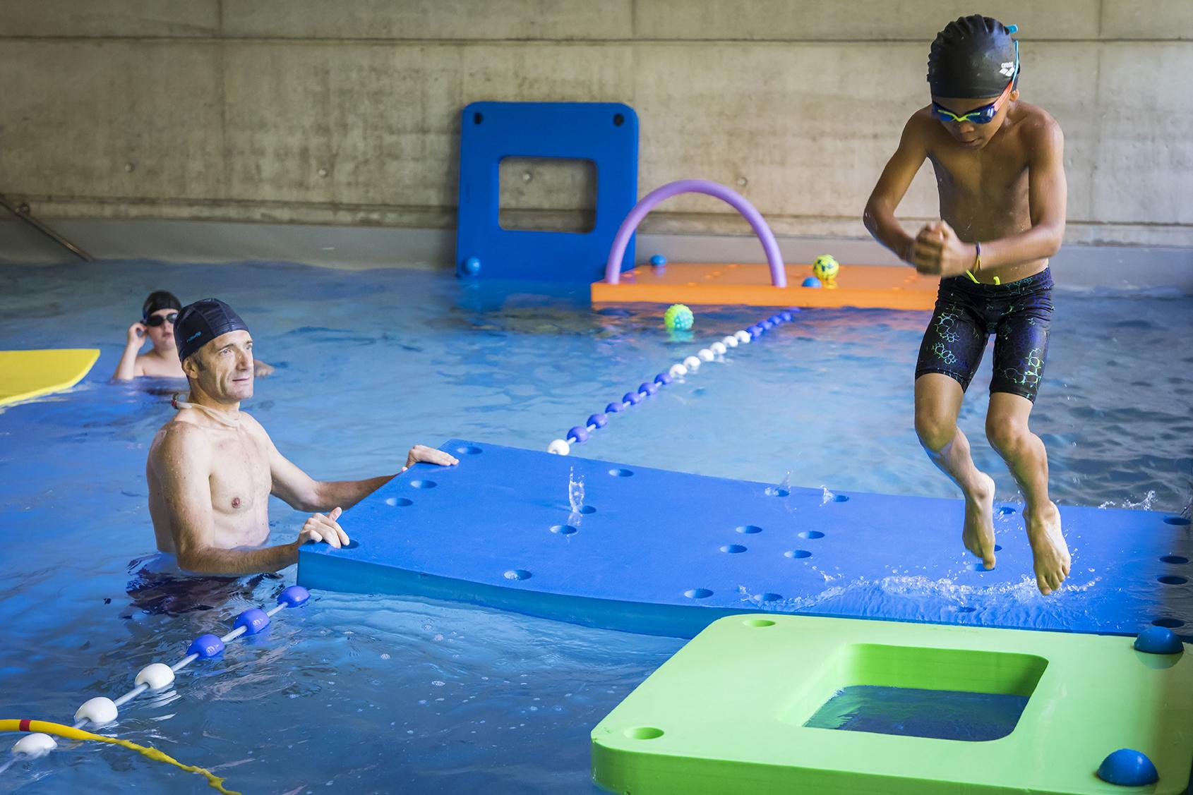 aquaeveil-natation-maitre nageur enfant-aquapassion
